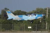 N25ME @ KOSH - Siai-Marchetti SF-260  C/N 717, N25ME