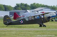 N47175 @ KOSH - Aeronca 0-58B  C/N 9163, N47175 - by Dariusz Jezewski www.FotoDj.com