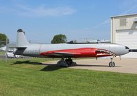 N49892 @ KMDH - Lockheed T-33A