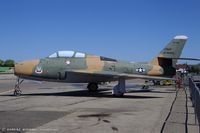 51-9480 @ KFRG - Republic F-84F Thunderstreak 51-9480