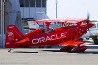 N260HP @ KFRG - Challenger III  C/N 0001 - Sean Tucker, N260HP