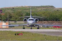 M-PDCS @ KFRG - Dassault Falcon 2000EX  C/N 30, M-PDCS - by Dariusz Jezewski www.FotoDj.com