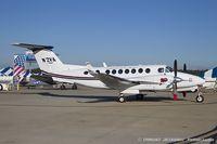 N2VA @ KNTU - Hawker Beechcraft Corp B300  C/N FL-537, N2VA