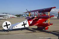 N900TP @ KNTU - Fokker DR.I replica  C/N 001TP, NX900TP