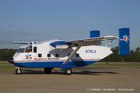 N78LA @ KNTU - Short SC-7 Skyvan 3  C/N SH1950, N78LA
