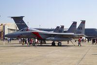84-0028 @ KCEF - F-15C Eagle 84-0028 MA from 131st FS Death Vipers 104th FW Barnes ANG, MA - by Dariusz Jezewski www.FotoDj.com