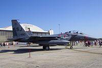 89-0480 @ KCEF - F-15E Strike Eagle 89-0480 SJ from 335th FS Chiefs 4th FW Seymour Johnson AFB, NC - by Dariusz Jezewski www.FotoDj.com