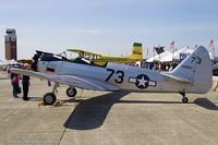 N73HA @ KCEF - Fairchild M-62C (PT-23A)  C/N 331H0, N73HA