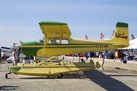 N7223M @ KCEF - Cessna 175  C/N 55523, N7223M