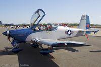 N307TB @ KCEF - RV-7A Spero II  C/N 71233, N307TB