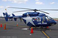 N155SC @ KCEF - Eurocopter-Kawasaki BK-117B-1  C/N 7173, N155SC