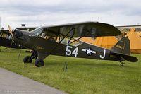 N88575 @ KRDG - Piper J3C-65  C/N 16200, N88575 - by Dariusz Jezewski www.FotoDj.com