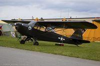 N46665 @ KRDG - Taylorcraft L-2 DCO-65  C/N L-5892, N46665