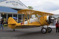 N44718 @ KRDG - Naval Aircraft Factory N3N-3 Yellow Peril  C/N 2782, N44718
