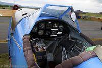N1777 @ KRDG - Cockpit of Fairchild M-62A  C/N T42-3629, N1777