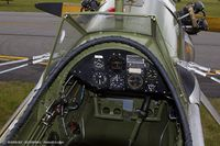 N239 @ KRDG - Cockpit of Ryan Aeronautical ST-3KR (PT-22)  C/N 1325, N239