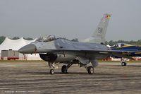 91-0376 @ KYIP - F-16CJ Fighting Falcon 91-0376 SW from 77th FS Gamblers 20th FW Shaw AFB, SC