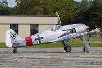 N190BR @ KYIP - Focke-Wulf 190 A8  C/N 005, N190BR