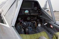 N190BR @ KYIP - Cockpit of Focke-Wulf 190 A8  C/N 005, N190BR