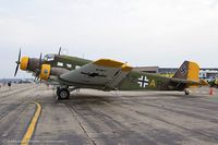 N352JU @ KYIP - CASA 352-L (Ju-52)  C/N T2B-176, N352JU - by Dariusz Jezewski www.FotoDj.com