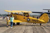 N582WH @ KYIP - Naval Aircraft Factory N3N-3 Yellow Peril  C/N 2003, N582WH