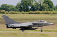 38 @ LFRJ - Dassault Rafale M, Taxiing rwy 26, Landivisiau Naval Air Base (LFRJ) Tiger Meet 2017 - by Yves-Q