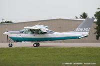 N520 @ KOSH - Cessna 177RG Cardinal  C/N 177RG1164, N520 - by Dariusz Jezewski www.FotoDj.com