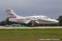 N218G @ KOSH - Eclipse Aviation Corp EA500  C/N 197, N218G