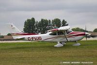 C-FVJG @ KOSH - Cessna T182T Turbo Skylane  C/N T18208712, C-FVJG - by Dariusz Jezewski www.FotoDj.com