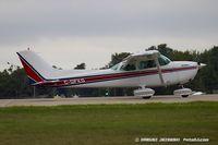 C-GFKG @ KOSH - Cessna 172N Skyhawk  C/N 17273783, C-GFKG - by Dariusz Jezewski www.FotoDj.com