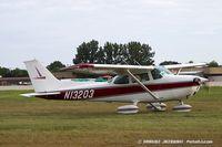N13203 @ KOSH - Cessna 172M Skyhawk  C/N 17262570, N13203 - by Dariusz Jezewski www.FotoDj.com