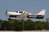 N443CS @ KOSH - Cessna T240 Corvalis  C/N T24002110, N443CS