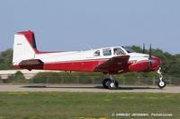 N261B @ KOSH - Beech D50 Twin Bonanza  C/N DH-134, N261B
