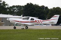 N371 @ KOSH - Lancair 320  C/N 311-320-73, N371