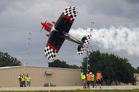 N540S @ KOSH - Pitts S-2S C/N 009 - Skip Stewart, N540S