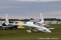 N81JV @ KOSH - Rutan Long-EZ  C/N 1 (N81JV), N81JV