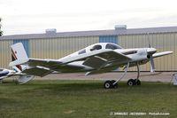 N80RA @ KOSH - Rutan Model 72 Grizzly  C/N 1, N80RA
