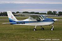 N54EB @ KOSH - Tecnam P-2004 Bravo  C/N 29, N54EB