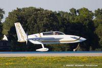 N58AT @ KOSH - Rutan Long-EZ  C/N 1266, N58AT
