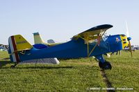 N503XL @ KOSH - Skystar Kitfox XL  C/N ECX005, N503XL