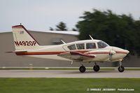 N4920P @ KOSH - Piper PA-23-235 Apache  C/N 27-510, N4920P