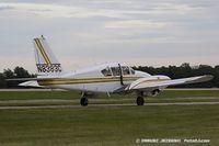N8383C @ KOSH - Piper PA-23-250 Apache  C/N 27-4412, N8383C