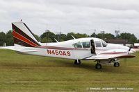 N450AS @ KOSH - Piper PA-23-250 Apache  C/N 27-7854123, N450AS