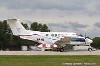 N44U @ KOSH - Beech 200T Super King Air  C/N BT-14, N44U