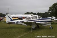 N2991T @ KOSH - Aero Commander 200D  C/N 364, N2991T