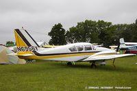 N6956Y @ KOSH - Piper PA-23-250 Apache  C/N 27-4321, N6956Y