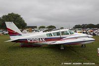N306AK @ KOSH - Piper PA-30 Twin Comanche  C/N 30-1253, N306AK