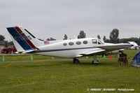N710US @ KOSH - Cessna 414  C/N 414-0083, N710US