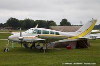 N299A @ KOSH - Cessna 320B Skyknight  C/N 320B-0057, N299A
