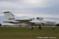 N8131Q @ KOSH - Cessna 414  C/N 414-0031, N8131Q